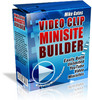 Thumbnail Video Clip Minisite Builder With Resell Rights