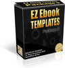 Thumbnail Ez Book Templates Package 9 with mrr