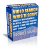 Video Search Website Script