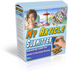 Thumbnail  My Article Submitter With Master Resell Right