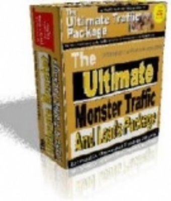 Product picture Ultimate Traffic Generator