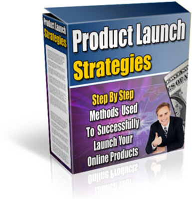Product picture Product Launch Strategies with mrr