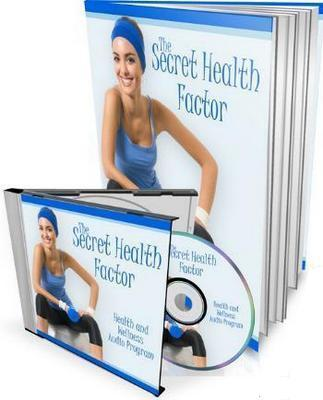Product picture The Secret Health Factor with mrr