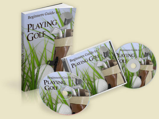 Product picture Beginners Guide to playing Golf plus audio tutorial