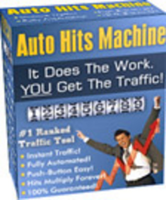 Product picture AutoHits Machine with mrr