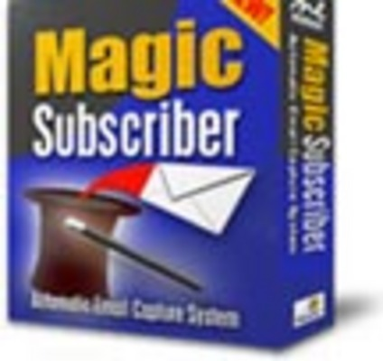 Product picture Magic Subscriber