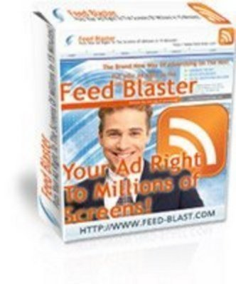 Product picture Feed Blaster Get More Than 10 000 Visitors